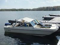 Doral Bowrider 145hp and trailer for sale for sale
