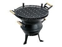 Landmann 0630 Cast Iron Barrel Barbecue (Brand New)