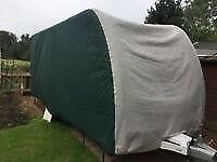BRAND NEW cover to fit 2 berth caravan, NEVER BEEN USED!!