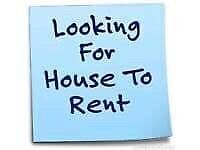 ISO: 2 Bedroom House For Rent