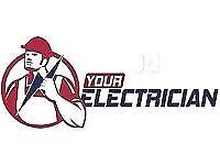 Electrician in around Belfast free quotes!
