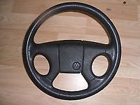 *** Mk2 Vw Golf GTI 16v Cabrio Steering Wheel *** £30