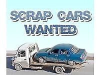 Wanted your unwanted Cars, Vans ,Motorbikes