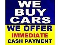 All cars wanted , BOUGHT 4 💷💷 same day collection SCRAP , NON RUNNERS , EXPORT , SALVAGE