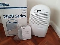 Ebac 2650E Dehumidifier 18L High Performance Low Energy.. Excellent Condition