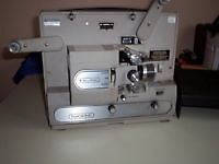 Bell Howell super 8 mm. sonore filmosonic