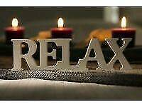 Massage Therapy - Relax & Release Stress in the Body & Mind