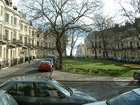 Smart 1 Bed Flat opp Powis Square green, Clifton Hill nr. Brighton Station - Available 20th August
