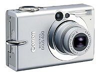Canon IXUS 400 Digital Camera [4MP 3xOptical] £15
