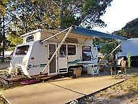 Jayco Caravan solid dual axle REDUCED from 15990