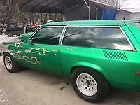 1976 Chevy Vega Wagon GT