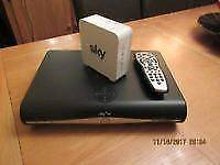 Sky Box and Wifi Hub