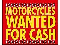 WANTED WINTER MOTORCYCLE / SCOOTER / MOPED / SIDE CAR COMBO, CASH WAITING.