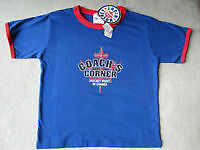 BRAND NEW- COACH`S CORNER - Hockey Night in Canada Tshirt