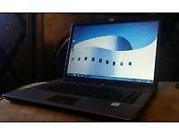 hp wireless laptop with 3 gb ram 160 harddrive windows 7 professional