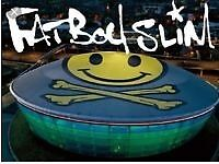 2xStanding Tickets for Fatboy Slim, SSE Hydro Glasgow, Friday 9/12/16