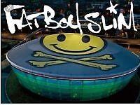 2xStanding Tickets for Fatboy Slim, SSE Hydro Glasgow, Friday 9/12/16