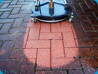 D&G Driveway Cleaning offer a professional service, cleaning Driveways, Patio's, Decking or Sealing