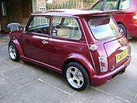 Austin Mini 1988