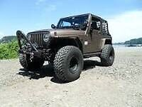 Wanted a jeep tj or yj