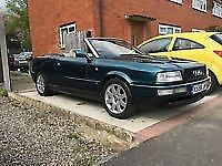 Audi 80 Cabriolet 5 cylinders 1993 Petrol and LPG