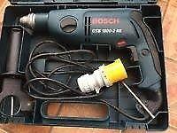 Bosch 110v gsb 1800-2re hammer drill
