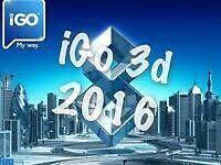 iGo 8 3d Software & Maps Europe and United Kingdom Q2 POI / VOICES / SPEEDCAM