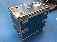 Flight Case - Large 90cm Wide x 55cm Deep x 72cm High