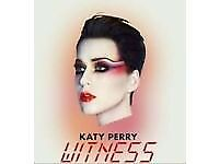 2x tickets to Katy Perry - Sheffield 19th June 2018