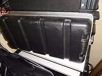 For sale is a Westfield 4U rack DJ case for amps, equaliser or cross overs!