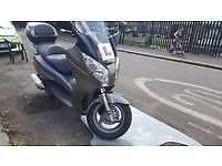 Honda silver wing 125cc low mileage