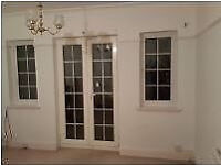 French door & 2 windows £150#
