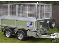 Wanted. Ifor williams tipping trailer