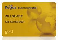 REGUS CARTE BUSINESSWORLD CARD - BROSSARD COMPLEXE DIX