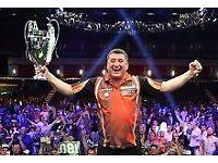 Champions League of Darts tickets - SAT & SUNDAY Brighton Darts Front Table Seats