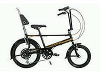 Raleigh chopper John player special limited edition