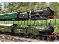 Wanted HORNBY BACHMANN DAPOL Model Railway Train Set DCC Sound by collector enthusiast Middlesbrough