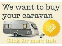 Looking for a touring caravan or motorhome ⛺ camper any age any model damp van welcome