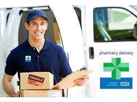 A Driver Required For A Independent Family Run Pharmacy.