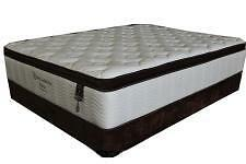 Big sale-12'' queen pillowtop mattress $239( original$399)