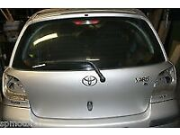 TOYOTA YARIS TAIL GATE