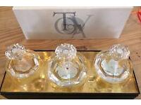 Tova - 2 full box sets 1 box set exc lipstick 2 boxsets 3 pefumes £60