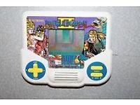 DOUBLE DRAGON 2 THE REVENGE HANDHELD VIDEO GAME 1988