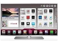 "47"" LG SMART TV £280 PRICE IS NEGOTIABLE AND GUARANTEED."