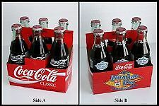 *****COLLECTABLE 6 PACKS OF COKE*****