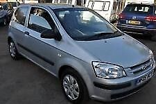 Hyundai Getz 05 car for sale