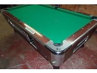 Free Pool Table - but must get Saturday or Sunday!!!