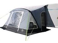 Swift 325 Air awning (complete with bag, pegs and pump