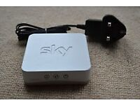 2 x SKY Broadband boosters for sale both £20 or £10 each