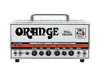 ORANGE DUAL TERROR AMPLIFIER AND CARRY CASE